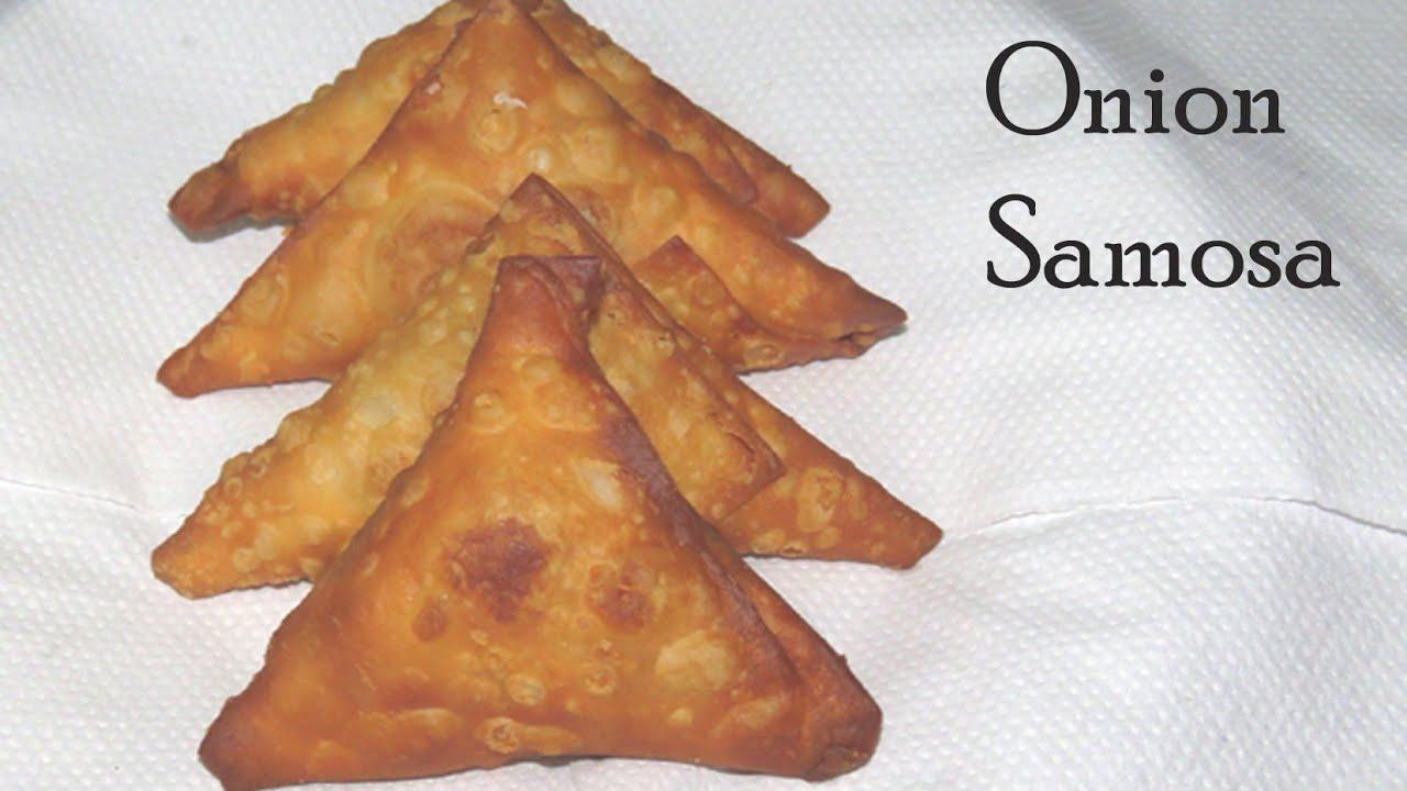 How To Make Samosa At Home In Telugu
