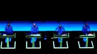 Kraftwerk - Elektro Kardiogramm (Live in Vienna)