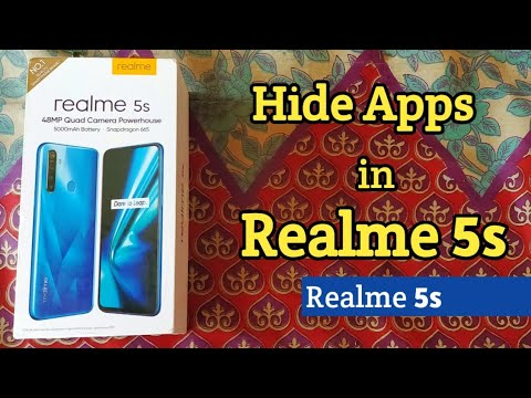 Download How to hide apps in Realme 5s   Realme 5s hide app   by Ankur yadav