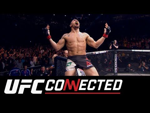 UFC Connected: Robert Whittaker, Israel Adesanya, Russian Prospects