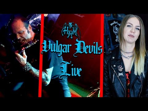 Heavy Metal / Rock N Roll Band VULGAR DEVILS Live in Cleveland Ohio