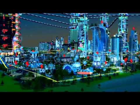 Simcity 2013 Fusion Power Plant JumpStart