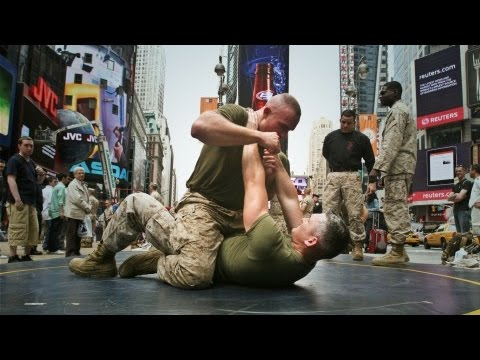 Navy Seal Team Hand To Hand Combat Training - YouTube