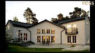AMAZING ARCHITECTURE BY PÅL ROSS - VILLA TÄBY - WWW.ROSS