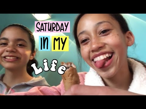 Saturday In My Life? Cleaning, Ballet, Friends| Hey It's Kaela