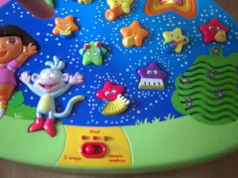 Dora musical toy