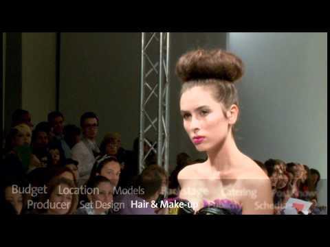 Create! Creating a Fashion Show
