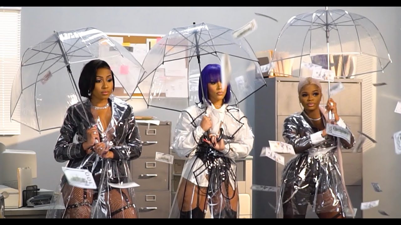 City Girls feat. Doja Cat - The Makings Of Pu**y Talk Video (BTS)