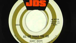 Video Barry Mann   All The Things You Are   1959 download MP3, 3GP, MP4, WEBM, AVI, FLV Juli 2018