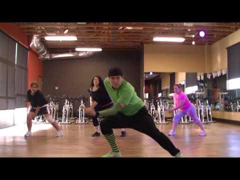 NACHDI DE - ANGREJ ALI & AMAN HAYER - Bhangra Dance Fitness w/ Bradley