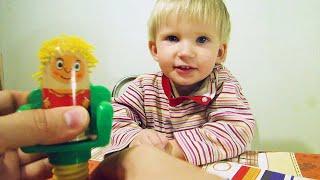 Набор Невероятные Прически из теста-пластелина плей-до для детской лепки от Genio kids