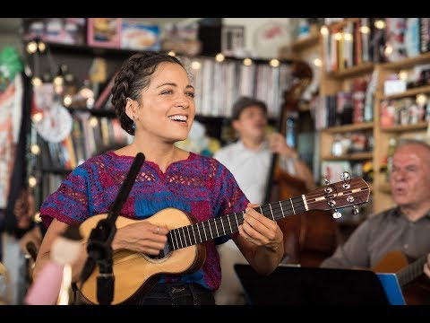 Natalia Lafourcade: NPR Music Tiny Desk Concert