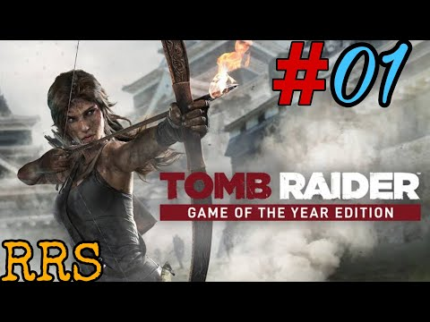 Gameplay Tomb Raider GOTY edition#1 |