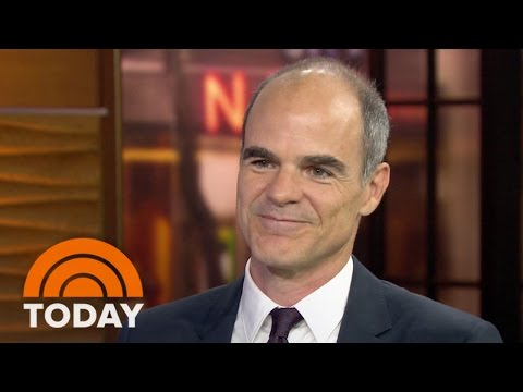 Michael Kelly Talks 'House of Cards' Season 3  TODAY