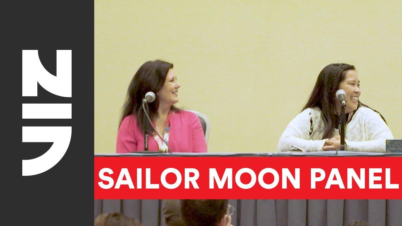 Sailor Moon Panel with Stephanie Sheh and Sandy Fox | ACen 2019 | VIZ