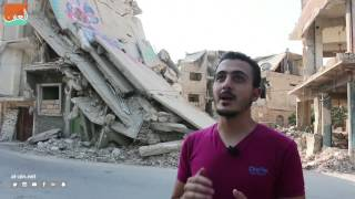 """بالفيديو.. سوريون يبحثون عن """"بوكيمون"""" وسط الحصار والدمار"""