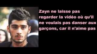 Zayn Malik Facts Francais