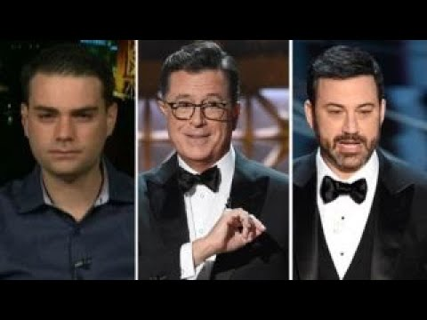 Ben Shapiro fires back at late-night hosts on gun control