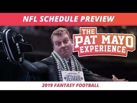 2019 NFL Schedule Recap, Predictions, and Win Totals