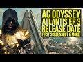 Assassin's Creed Odyssey Fate Of Atlantis Episode 3 Info, Screenshot & More (AC Odyssey DLC)