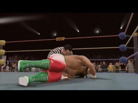 ECW November to Remember 1994 (WWE 2K17 Universe)