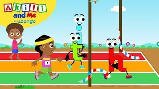 Learn Letter H!   Tнe Alphabet with Akili   Cartoons for Preschoolers