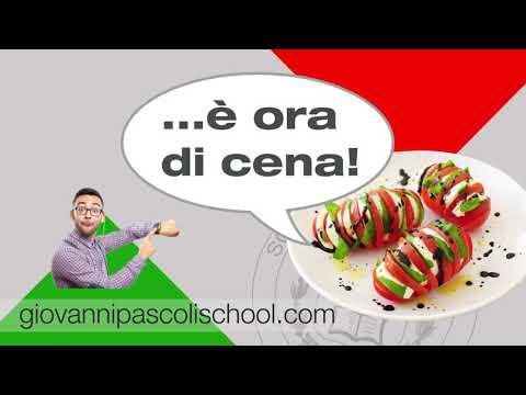 How do you say in Italian: What time is it?