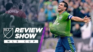 Seattle Claim 2nd MLS Cup in 4 Years! Is it a Dynasty?   Review Show & Highlights