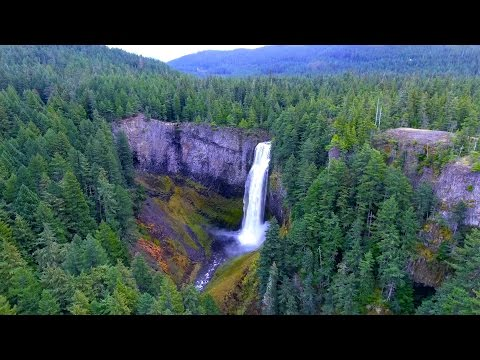 Exploring & Cliff Jumping Remote Waterfalls in Oregon