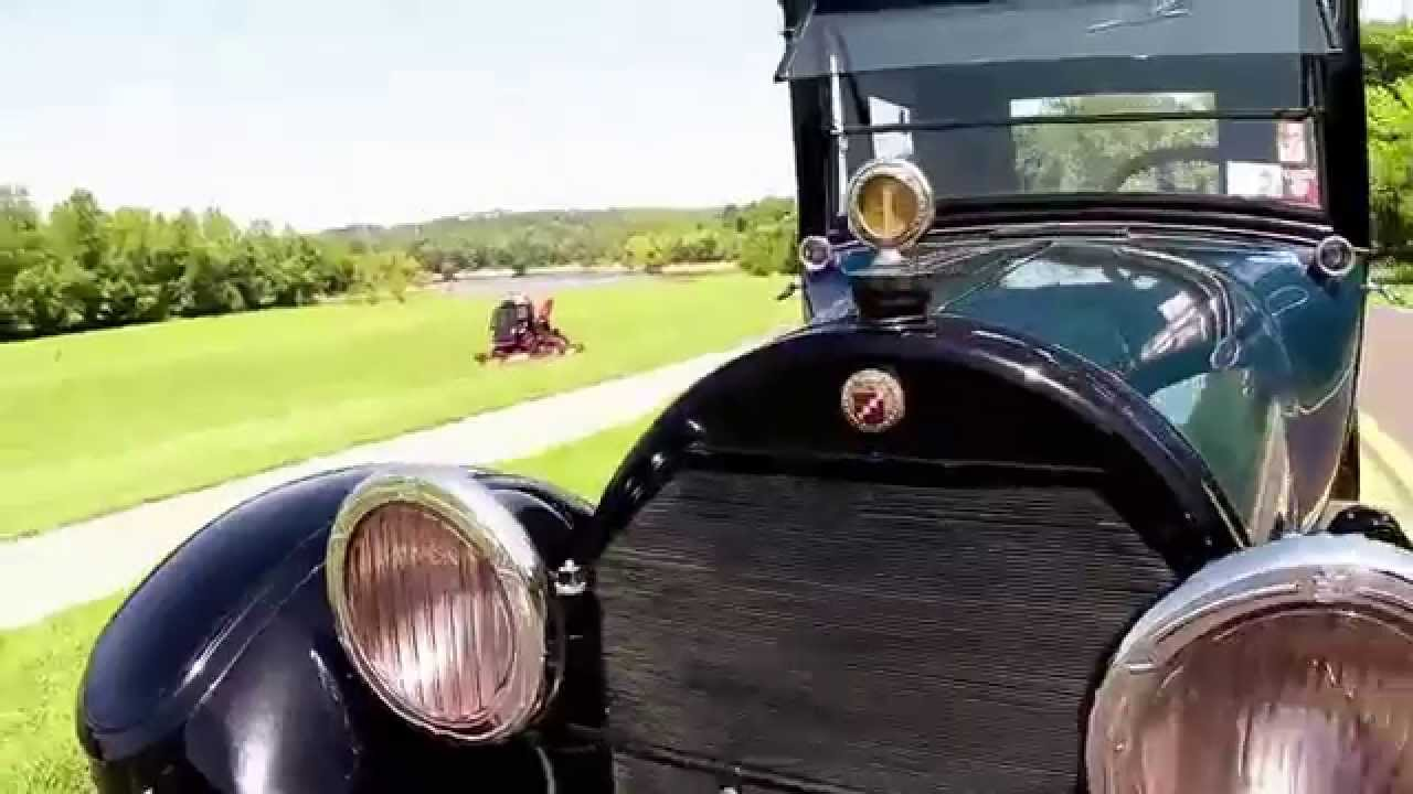 1920 Cadillac Model 50 Victoria Coupe (SOLD) - YouTube