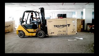 UNBOXING the TRIUMPH 'GEM'