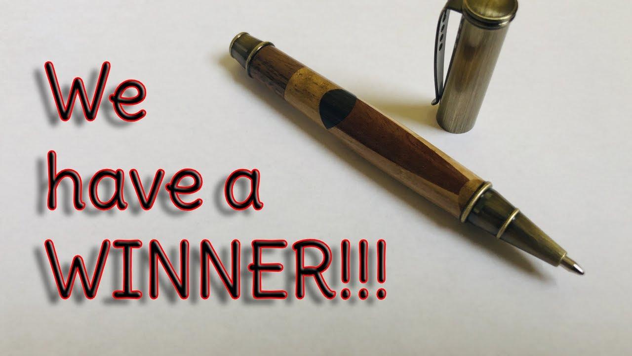 1K Subscriber Giveaway Winner Announcement!!!