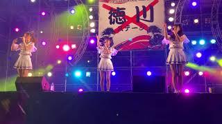 わーすた4年目にして関ケ原の大トリを飾る #wasuta #わーすた #関ケ原...