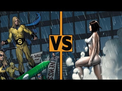 Sentry vs Ultron
