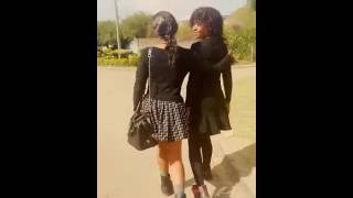 Noti Flow Forcefully Grabs Another Girls Buttocks in Public