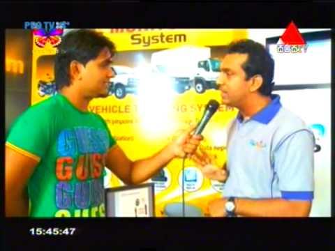 Sala ProSat GPS Navigation & Tracking Systems - Colombo Motorshow 2012