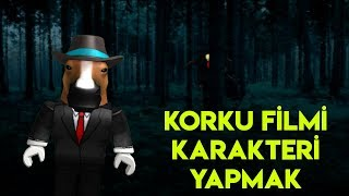 🔪 We're Making Our Own Horror Movie Character 🔪 | Super Horror Tycoon | Roblox English