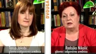 DVOUGAO Tanja Jakobi - Radojka Nikolić