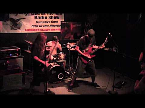 Apocryfiend Live @ The (Rusty) Nail- Ardmore PA- 5/31/13- Whole Set!
