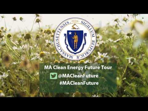 The Massachusetts Senate Clean Energy Tour