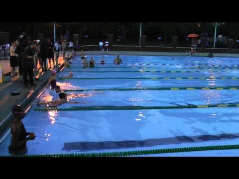 2014 NYC Parks Lap Swim Awards - Relays Heat #3