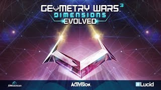 Geometry Wars 3: Dimensions Evolved (by Activision) - Apple TV - HD Gameplay Trailer (60 FPS)