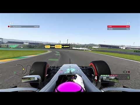 F1™ 2017 Hot lap - Interlagos, Brazil