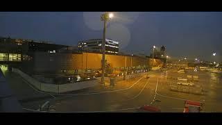 大阪国際空港(ITAMI)ターミナルビル改修 タイムラプス動画