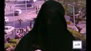 إغتصاب إمرأة منقبة علي يد الشرطة 1