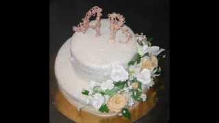 Свадебные торты на заказ в Москве от компании Медвежьи сладости(, 2014-01-13T19:40:50.000Z)