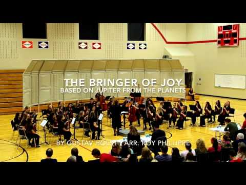 Fishers Junior High Orchestra ISSMA Preview