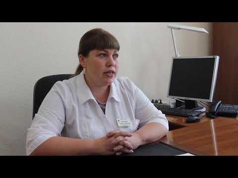 Регистратура поликлиники Варениковской больницы