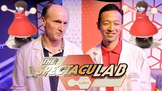 INTERVIEW - Murata visits Epcot's SpectacuLAB for National Engineering Week