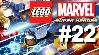 Lego Marvel Super Heroes Gameplay Walkthrough #22 - MASTERMIND BOSS BATTLE (NEXT GEN)